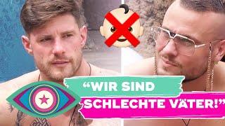 DEEPTALK unter Männern: Pascal und Eric öffnen sich über ihre Kinder!!| Promi Big Brother 2021