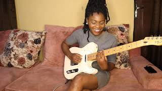 Lean on me Bill withers Guitar cover