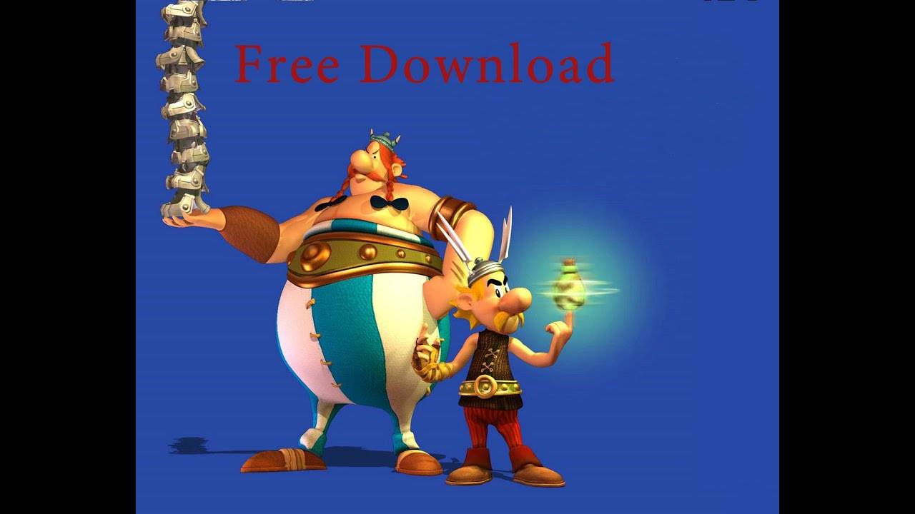 How to Download Asterix & Obelix XXL for FREE (NO SURVEY ...