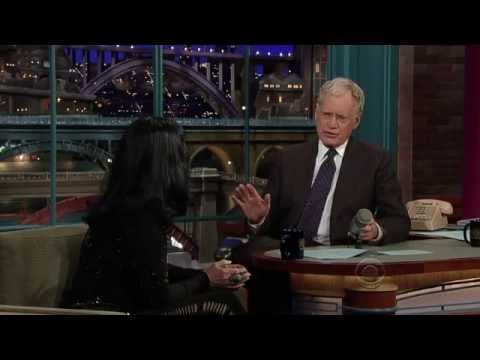 Late Show with David Letterman Letterman - Cher, Bruno Mars (11-11-2010)