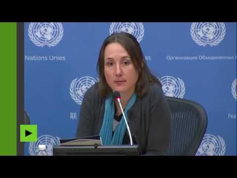 ONU : une journaliste démonte en deux minutes la rhétorique des médias traditionnels sur la Syrie