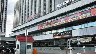 Метро Партизанская. Гостиница Измайлово(Москва. Станция метро