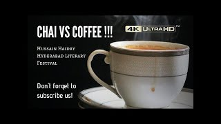 Chai vs Coffee | Shayari by Hussain Haidry