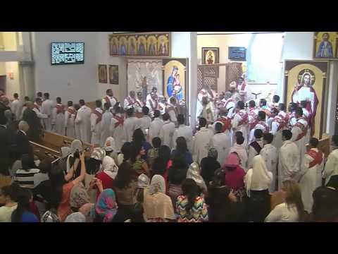 2013 St. Mark DC Coptic Church Resurrection Reenactment