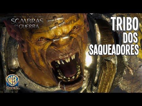 Terra-média: Sombras da Guerra - Trailer Tribo dos Saqueadores