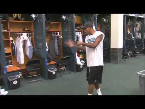 Dorenbos & Asante vs Desean Jackson - Locker Room Baseball: 25 8