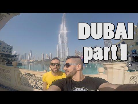 DUBAI VLOG #1 BURJ KHALIFA DUBAI MALL
