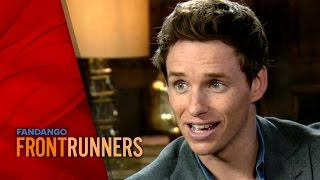 Eddie Redmayne - The Theory of Everything | Fandango FrontRunners Season 3 (2015)