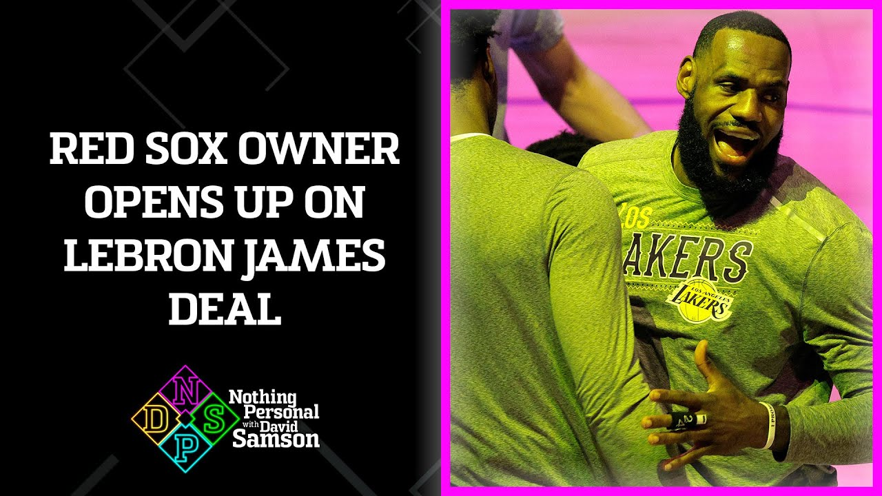LeBron James will have a say in Red Sox and Liverpool decision ...