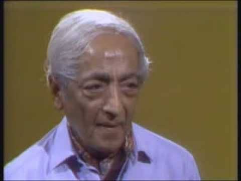 J. Krishnamurti - San Diego 1974 - Conversation 14 - Death, life and love are indivisible
