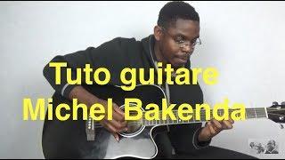 L'amour est une personne de Michel Bakenda - Tutoriel guitare