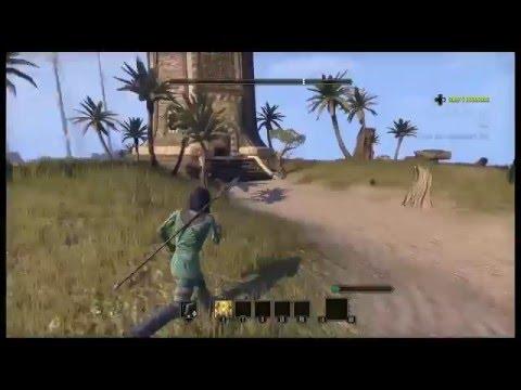Elder Scrolls Online Stros M'kai Map