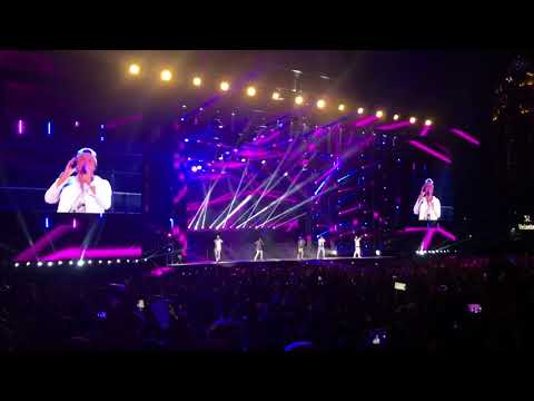 Backstreet Boys live - Dubai - part_1