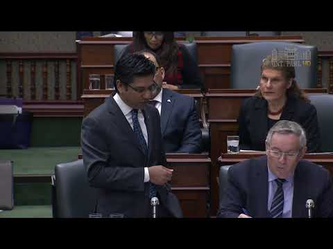 Wilson questions government about Practice Act for Landscape Architects