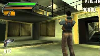 Dead to Rights - Reckoning [PSP] walkthrough part 2