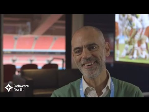 My Career Journey with Delaware North UK | Wembley Stadium
