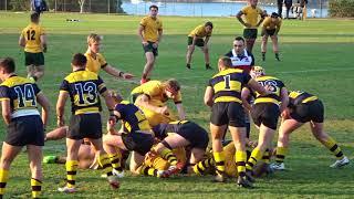 Scots 1stXV v Auggies [21-22] 2018 NSW Schools rugby