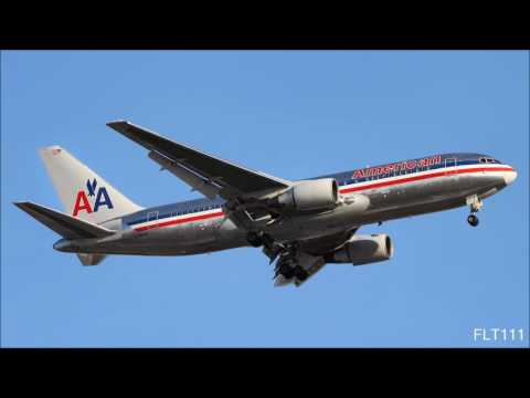 American Airlines Flight 11 - ATC Recording [TERRORIST SUICIDE HIJACKING]