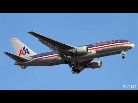American Airlines Flight 11 - ATC Recording [TERRORIST SUICIDE HIJACKING]