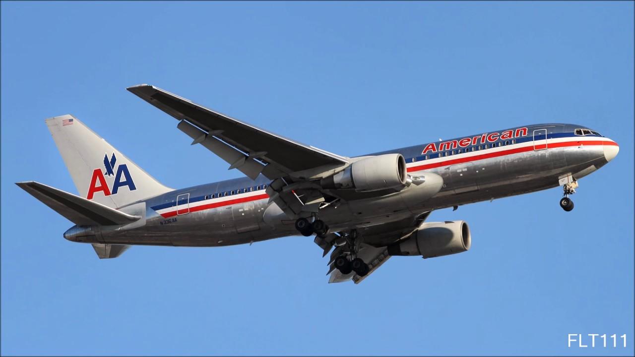 American Airlines Flight 11 - ATC Recording [TERRORIST ...