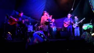 Hoopy Frood - New Track Water Live At Boomtown 2015