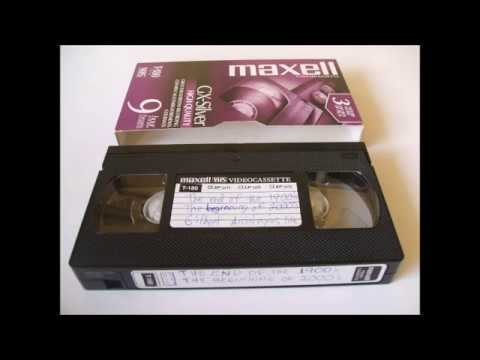 Home movie of New year's eve 1999 to the NEW MILLENNIUM!