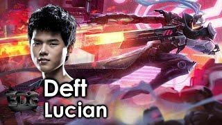 Deft picks Lucian