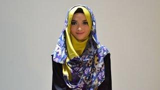 Hijab Tutorial Style 57 by Puteri Hasanah Karunia Thumbnail