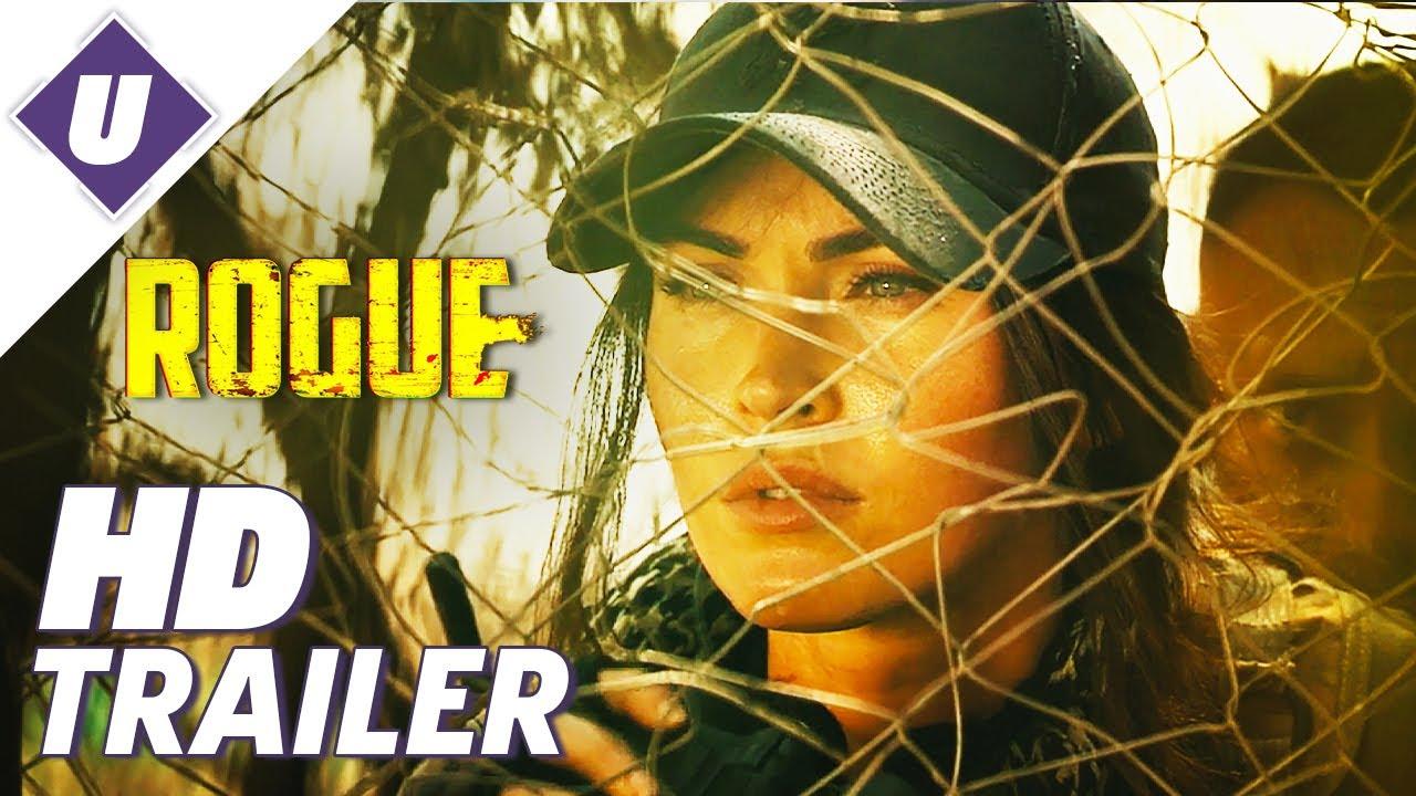 Download Rogue (2020) - Official Trailer 2 | Megan Fox, Philip Winchester