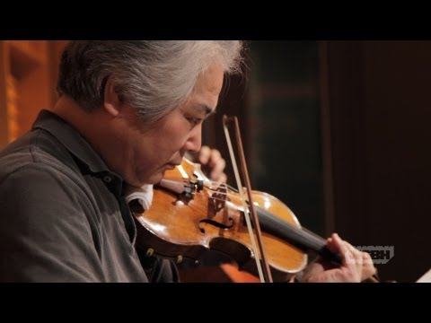 WGBH Music: Tokyo String Quartet - Haydn, Quartet No. 66 in G, Op. 77, No. 1, 4th Movement