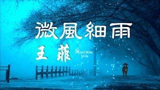 王菲 《微風細雨》 小草也在輕輕低語...Faye Wong ♥ ♪♫*•