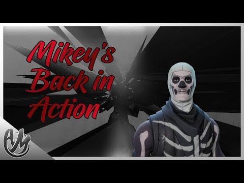Mikey's Back - Fortnite