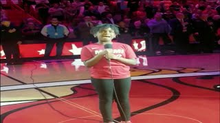 11 year old fulfills dream at Dwayne Wade tribute