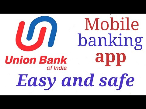 Union Bank Mobile banking app.