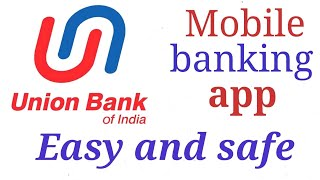 Union Bank Mobile banking app.