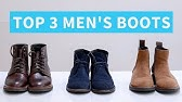 143b8792de5 Brown Boots vs. Black Boots | Which Color Is Better For YOU? - YouTube