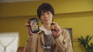 Cover images Kamen Rider Build Be The One   PANDORA feat  Beverly   YouTube 720p