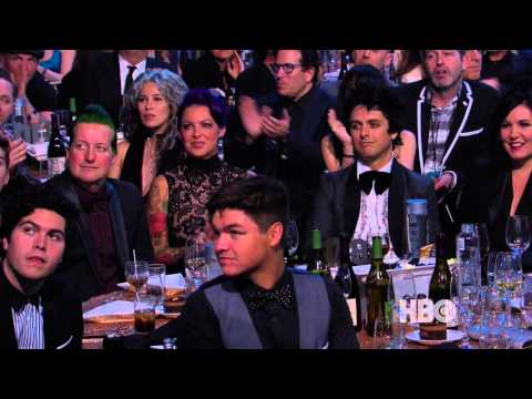 Rock and Roll Hall of Fame Induction Ceremony 2015