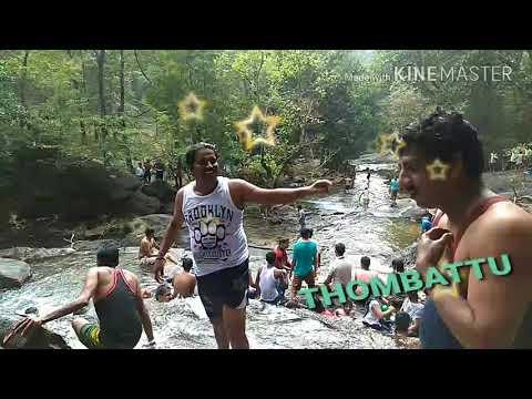 Thombattu Falls gfcs & friends enjoy diwali time