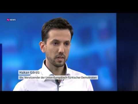 Puls 4 | Türken-Demo in Wien | Hakan Gördü