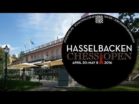 Hasselbacken Chess Open, day 3