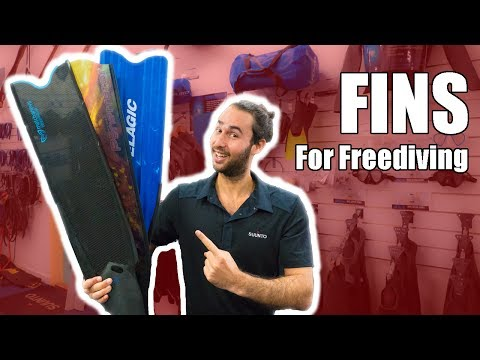 Fins for Freediving | Everything you Need to Buy the Best Fins for You!
