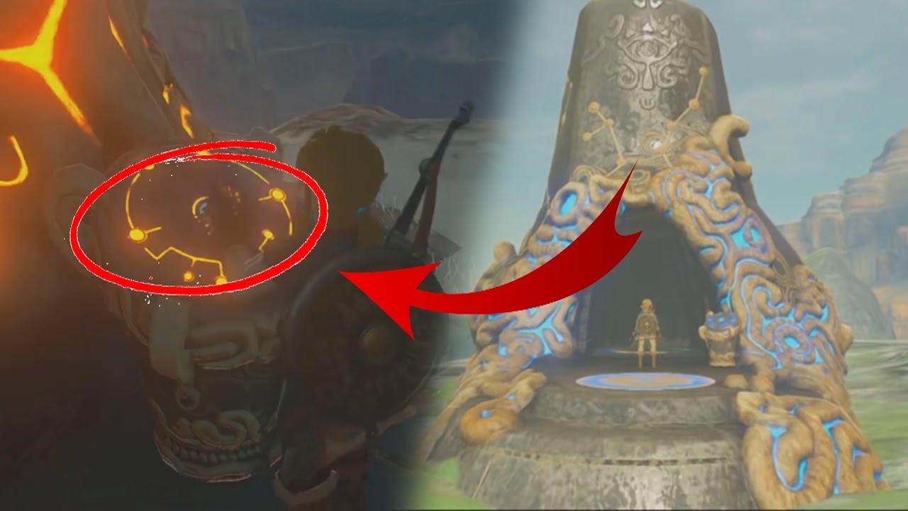 Top 5 Zelda Breath of the Wild Theories & Secrets - YouTube