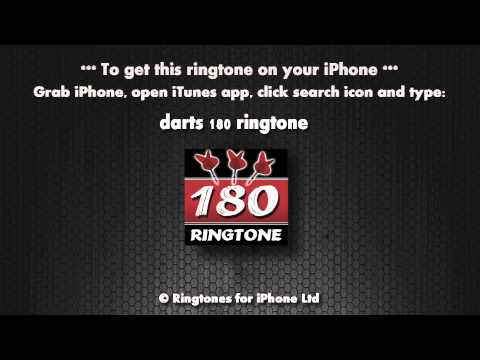 Darts Ringtone (iPhone Ringtone)