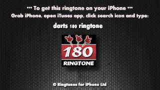 Darts Ringtone (iPhone Ringtone)