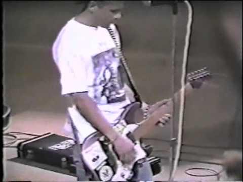 The Queers - Live Skate Park, Barrington IL 1993