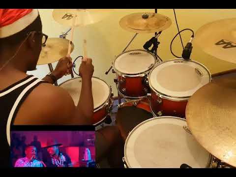Inde By Heavy K (ft Bucie & Nokwazi) Drum Cover