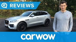 Jaguar F-Pace 2018 SUV in-depth review | Mat Watson Reviews