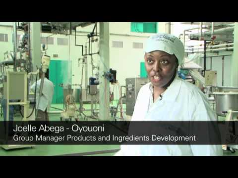 Developing products for local tastes, Côte d'Ivoire