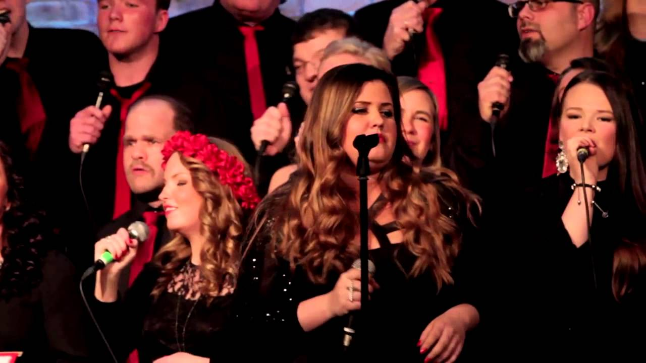 I pray on christmas (Harry Connick Jr) Six Wings Gospel - YouTube